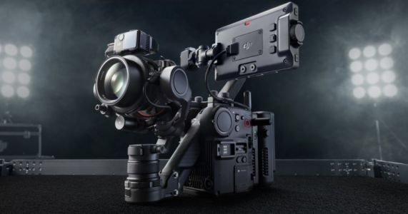 DJI Unveils the World's First 4-Axis Cinema Camera: The Ronin 4D