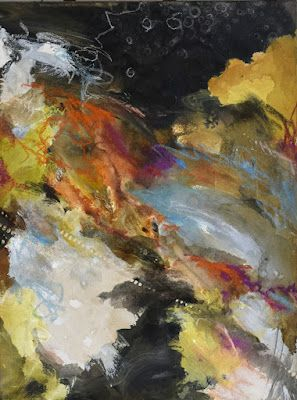 """Abstract Art """"Winds of Desire"""