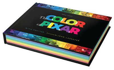 New Book: The Color of Pixar