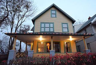"""Let's Sketch """"A Christmas Story"""" House & Museum"""