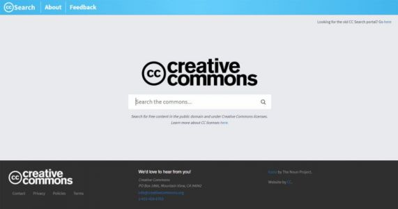 Creative Commons Launches Search for Over 300 Million CC Images