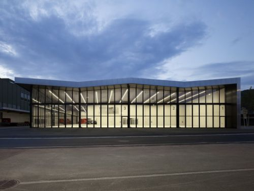 Weinfelden Fire Station / kit