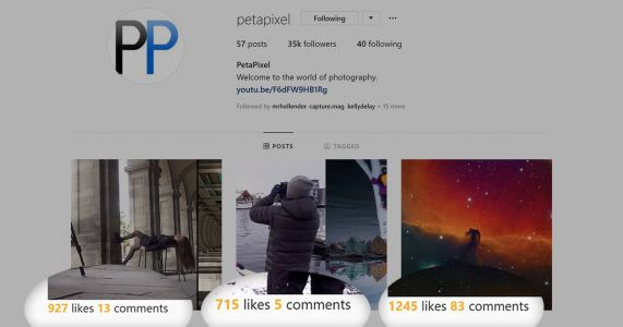 Unhide Instagram Likes with this Free Browser Extension