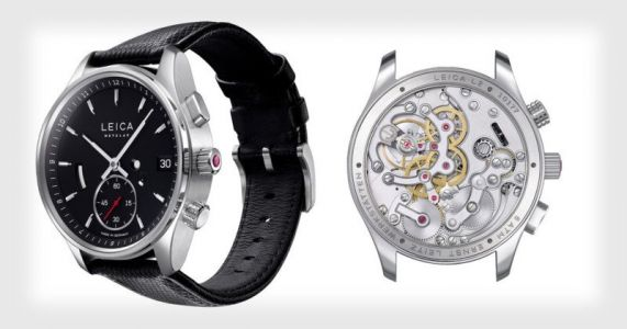 Leica is Now in the Watch Business
