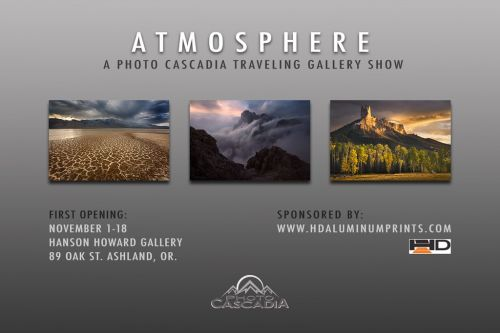 Atmosphere: A Photo Cascadia Traveling Gallery Show