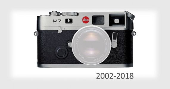 The Leica M7 Has Been Discontinued