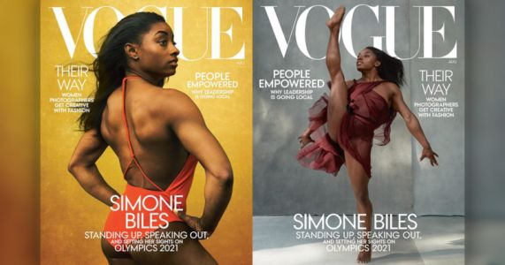 Vogue Slammed for Hiring Annie Leibovitz for Simone Biles Cover Instead of Black Photographer