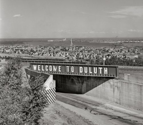 Welcome to Duluth: 1941