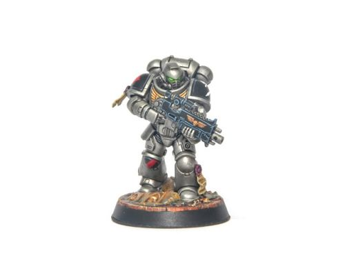 Showcase: Guardian of the Covenant Primaris Intercessor by FruitBear