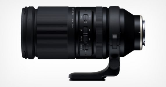 Tamron Launches 150-500mm Super-Telephoto Zoom for Sony E-Mount