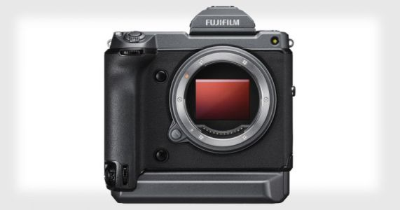 Fujifilm GFX100 Unveiled: It's a Game-Changing 102MP Mirrorless Camera