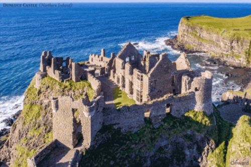 Watch 6 Ruined British Castles Come Back to Life