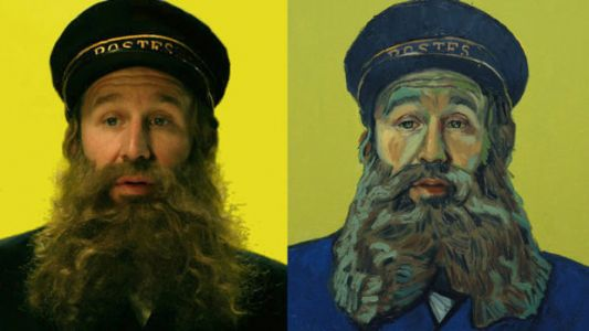 Watch Actors Transform Into Living Van Gogh Paintings Before Your Eyes