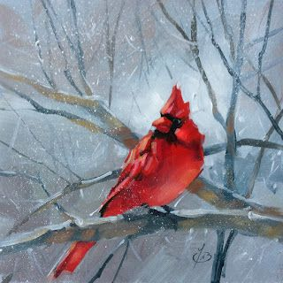 RED CARDINAL by TOM BROWN