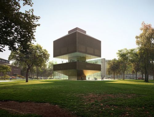 AOR Win Commission to Extend Public Art Galleries in Finnish City of Tampere