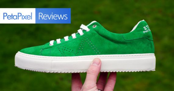 Angelo Pelle M-Etropolis Review: $275 Sneakers for Street Photographers