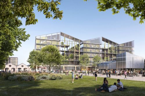 SOM to Design Convertible Self-Sufficient Milan-Cortina Olympic Village