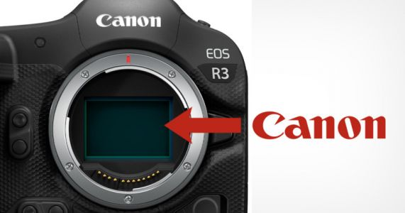 Canon Rebuffs Rumors That Its R3 Sensor is Made by Sony