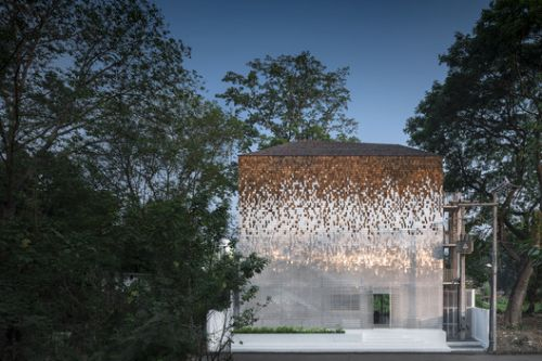 Little Shelter Hotel / Department of Architecture