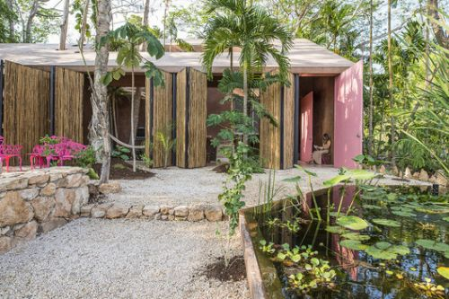 8 Mexican Projects That Use Bamboo