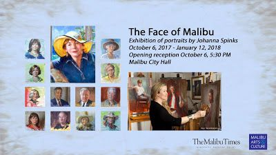 Opening Reception - The Face of Malibu