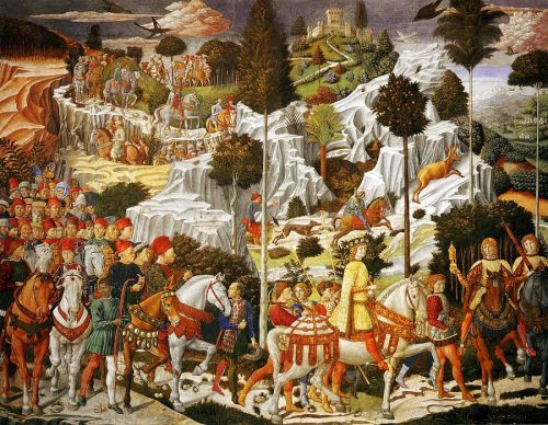 Epiphany & the Magi - The Kings' Journey nears an end