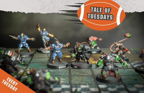 Chat: Introducing Tale of Tuesdays