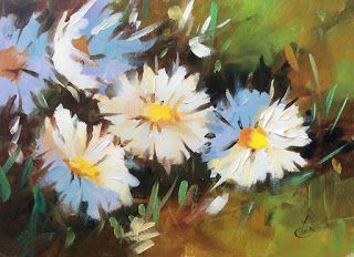 DAISIES by TOM BROWN