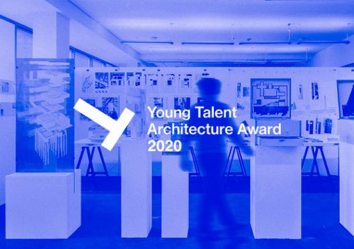 Young Talent Architecture Award 2020 Breaks Ground