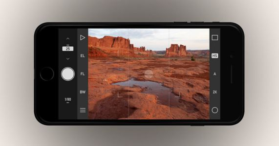 Technical Camera: An iOS Camera App with a Simple UI and Serious Features