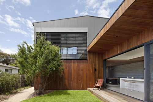 Hide and Seek House / Bower Architecture
