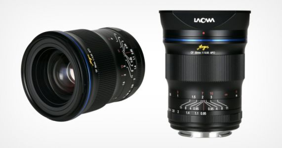 Venus Optics Launches Laowa Argus 33mm f/0.95 for APS-C Cameras