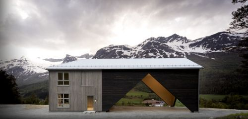 1/3 House / Rever & Drage Architects