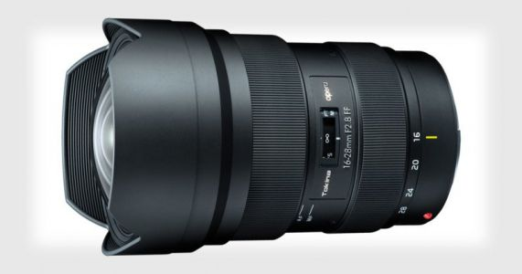 Tokina Unveils the 16-28mm f/2.8 for Full-Frame Canon and Nikon DSLRs