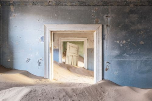 Photographer Romain Veillon Captures What Buildings Would Look Like If Humans Disappeared