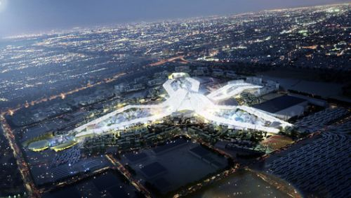 Fentress Architects Chosen to Design USA Pavilion for World Expo 2020 in Dubai