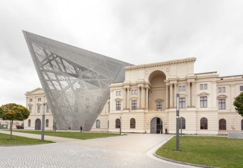 Studio Libeskind's Military Museum Through the Lens of Alexandra Timpau