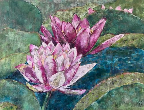 WATERLILY DREAMING