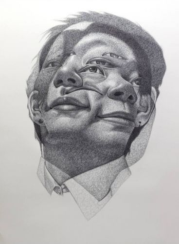 Crossconnectmag: Drawings by Seungyea Park Seungyea Park aka