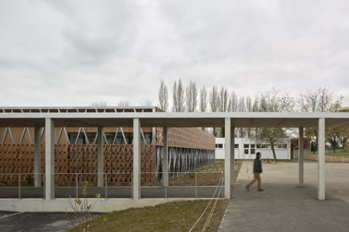Reconstructed Past / MABIRE REICH Architectes