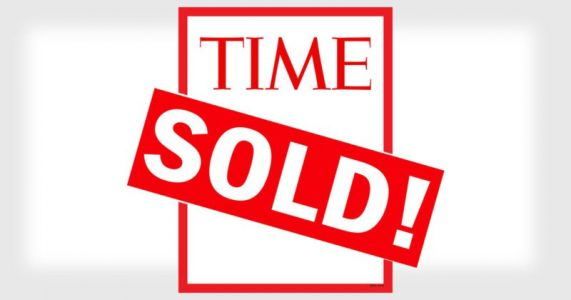 Time Magazine Acquired by Billionaire Salesforce Founder for $190 Million