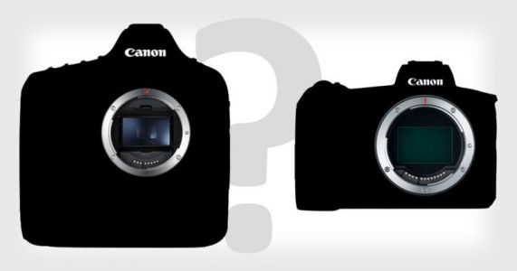 Is Canon Readying a New Pro Camera with 30fps Speed?