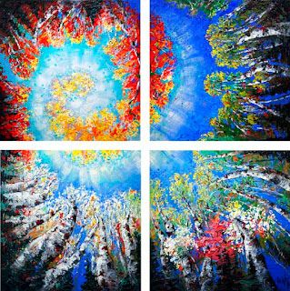 """New """"Awakenings"""" by Niki Gulley Will Be Exhibiting at Grand Rapids Art Prize"""