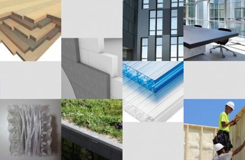 8 Energy Efficient Materials Architects Should Know