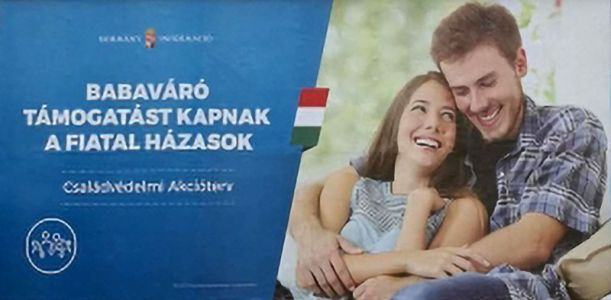 Hungary Using 'Distracted Boyfriend' Couple to Tell Couples to Have Kids