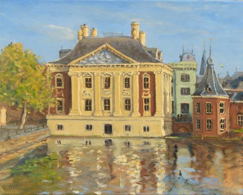The Mauritshuis, The Hague, NL