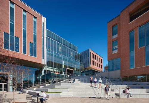 Clemson University Wilbur O. and Ann Powers College of Business / L3SP + LMN Architects