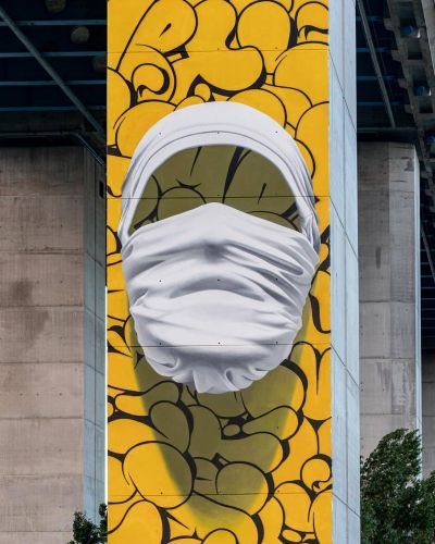 """""""Shirt Mask SOW03"""" by Nuno Viegas in Lisbon, Portugal"""