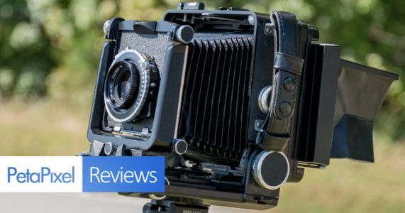 The LomoGraflok 4×5 Instant Back Review: A New Twist for Large Format