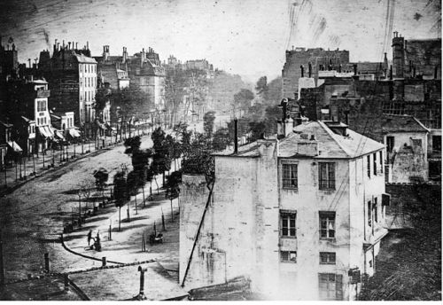 Born on this day in 1787. Louis-Jacques-Mandé Daguerre